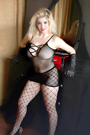 Berlin's top escort whore Sonya with huge tits loves sex more than anything